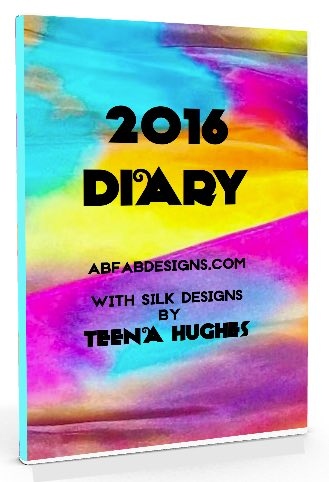 Fabulous January new Abfab Diary 2016