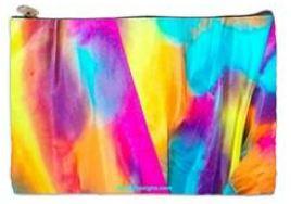 """Cosmetic bag """"Fiesta"""" by Teena Hughes"""