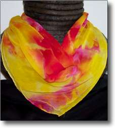 Silk scarf winners - are you one?